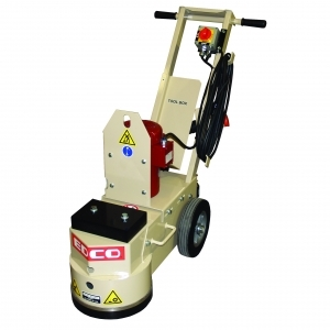 EDCO Single Disc Floor Grinder  1.5HP-115v-60Hz
