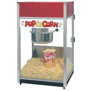Concessions, Gold Medal Special 88 Popcorn Machine w/ Cart