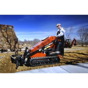 Ditch Witch SK650 Stand On Compact Tool Carrier