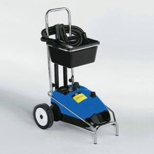 Zephyr Steam Cleaner w/ Cart