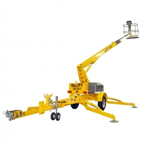BilJax Towable Bucket Lift