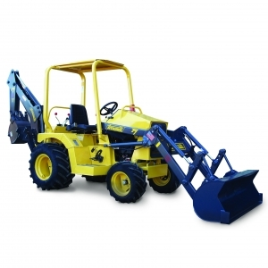 Terramite Compact Backhoe Loader