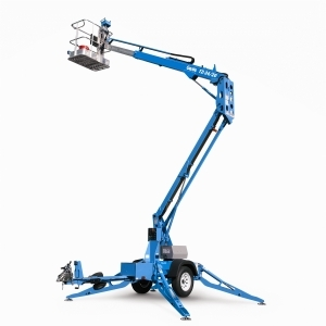 Trailer-mounted Boom Lift