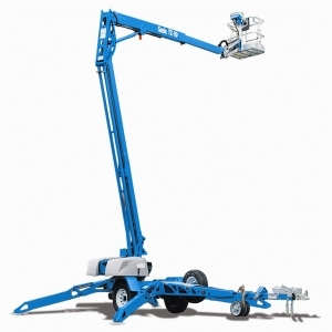 Genie Industries TZ50 Trailer-mounted Z-Boom