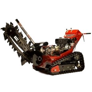 Barreto Track All-Hydraulic Trencher, 6