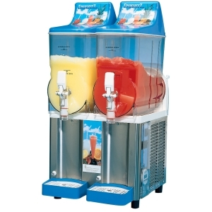 Two Bowl Frozen Drink Frusheez Machine