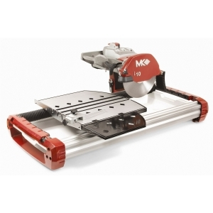 "MK Diamond TX-3 1-3/4 HP, 10"" Tile Saw"