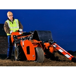 Ditch Witch RT10 Walk Behind Trencher