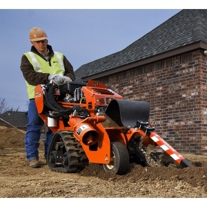 Ditch Witch Rt12 Walk Behind Trencher Cash True Value