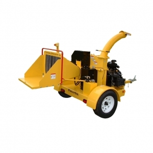 "PowerTek 28 HP 7"" Wood Chipper"