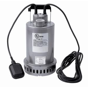 Honda Submersible Water Pump, Top Discharge, 1.5 inch