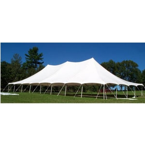 80' x 60' Pole Tent