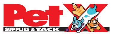 Pet X Supplies & Tack Logo