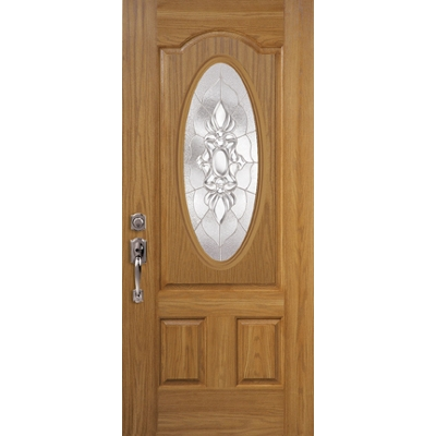 Oakcraft Fiberglass Entry Doors From Masonite Morristown Lumber