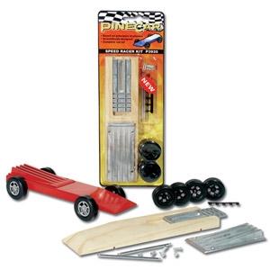 Woodland Scenics Pine Car Speed Racer Kit