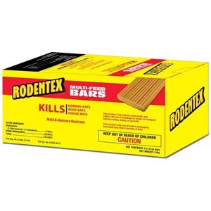 Farnam Rodentex Rat & Mouse Bars 4ea/1lb
