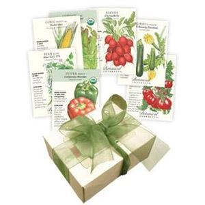 Botanical Interests® Flower, Herb, and Vegetable Seeds