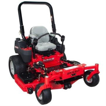 Gravely PRO MASTER 260 Zero Turn Mower