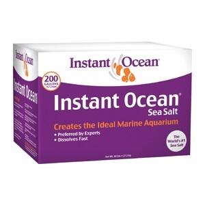 Instant Ocean Salt 200 gal Box