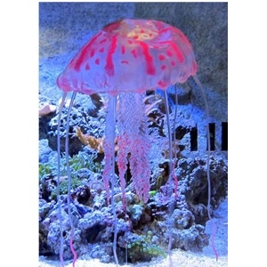 Floating Jellyfish Pink Large