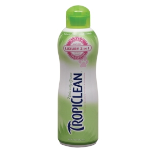 Tropiclean Papaya Shampoo 20 Ounce