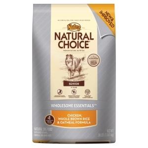 Natural Choice Senior Ckn/Brnrice/Oatmeal