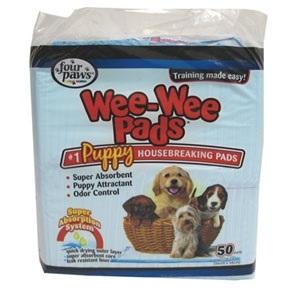Wee Wee Pads 50 Pack