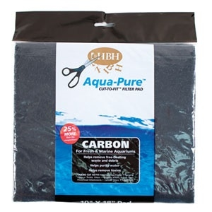 Cut-To-Fit Filter Pad Carbon 10X18 In.