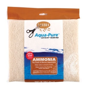 Cut-To-Fit Filter Pad Ammonia 10X18 In.