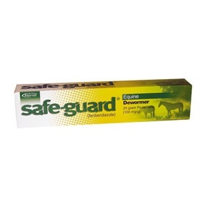 Safeguard Equine Wormer 25 Grams