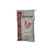 Organic Layer Pellets 50 Pound
