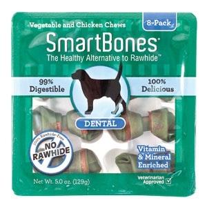 Smartbones Dental Mini 8 Pack