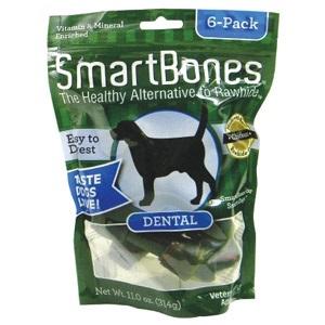 Smartbones Dental Small 6 Pack