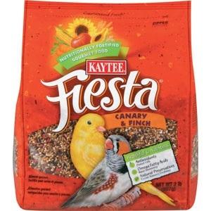 FIESTA FOOD CANARY/FINCH