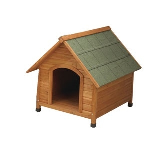 Aframe Doghouse Sm Natural