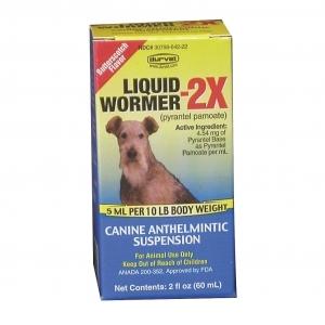 Liquid Wormer 2X