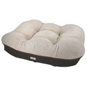 Deluxe Dreamer Pet Bed With Memory Foam Cushion