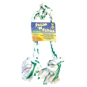 Fresh-N-Floss Tug Spearmint Xl