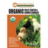 Organic Pullet Starter & Grower