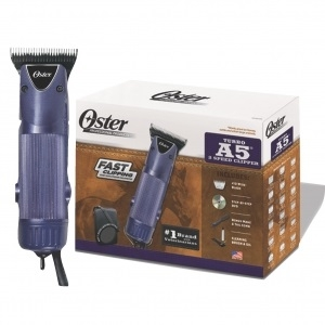 Oster A5 Turbo 2 Speed Clipper Blue