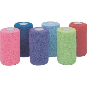 Co-Flex Animal Bandage Neon Assorted 4 Inch