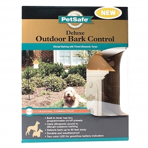 Petsafe Deluxe Outdoor Bark Control