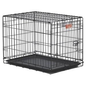 I-Crate Black 22 Inch/Single