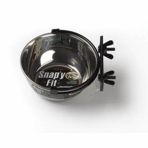Snap Y Fit Dog Bowl