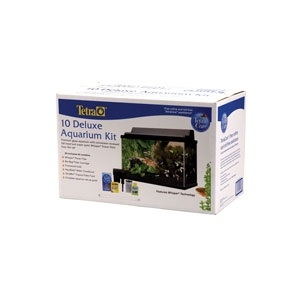 Tetra Deluxe Aquarium Kit 10 gal