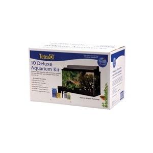 Tetra Deluxe Aquarium Kit 10 gal