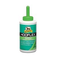 Absorbine Hooflex Natural Conditioner With Brush 15 Ounce