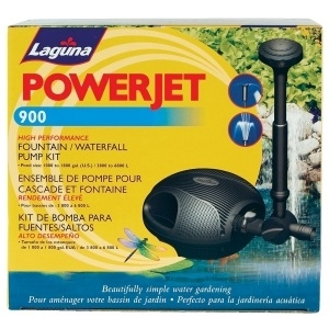 Powerjet Fountain Pump Kit 900 Gph
