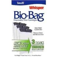 Whisper Bio Bag Cartrdge Md 3Pk