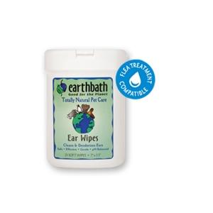 Earthwhile Endevours Earthbath Ear Wipes